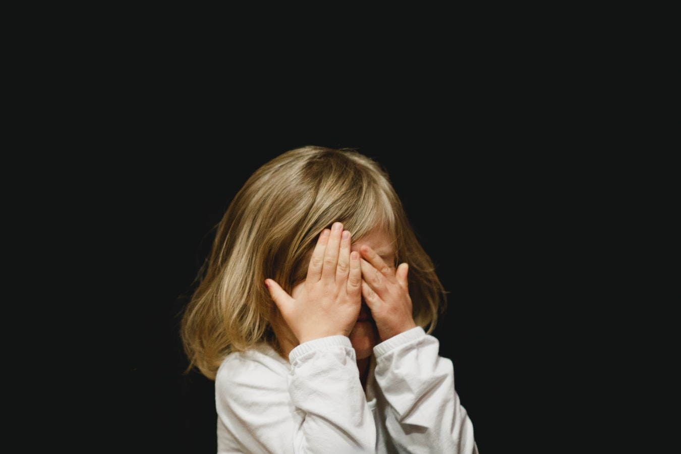 enfant angoissé